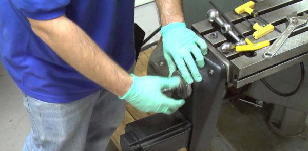 Manutenzione macchine utensili